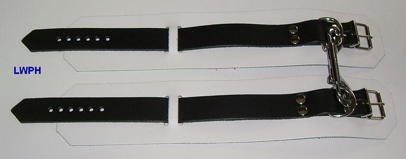 Fesseln-weiss-schwarz