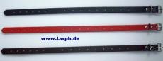 Lederriemen Befestigungsriemen, Fixierungsriemen 2,0 cm breit x 50,0 cm lang Halteriemen Schnallenriemen