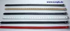 Lederriemen Befestigungsriemen, Fixierungsriemen 2,0 cm breit x 60,0 cm lang Halteriemen Schnallenriemen