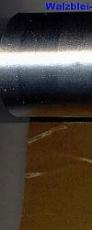 universelles Walzblei 100 cm x 6,0 cm x 1,0 mm stark Bleistreifen einseitig selbstklebend mit Schutzfolie