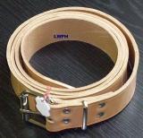 Ein hochwertige Lederriemen 3,5 cm breit x 3,5 mm stark exklusiver Natur-Leder-Gürtel div. Längen