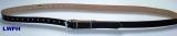 Lederriemen, Gürtel, Fixierungsriemen 2,0 cm breit x 90,0 cm bis 140,0 cm lang Halteriemen Schnallenriemen