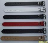 Lederriemen Befestigungs und Fixierungsriemen 3,0 cm breit x 40,0 cm lang in diversen Farben