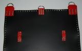 Ledersling Rundbogenausschnitt für noch besseren Liege und Benutzerkomfort mit Beinschlaufen Ketten in vielen Farben 105 cm x 65 cm mit Zubehör