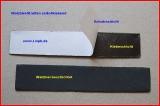 Walzblei Blei-Streifen beschichtet und mit Schutzfolie selbstklebend 29,0 x 3,0 cm x 1,0 mm ca. 100 Gramm