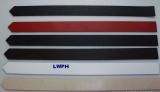 Lederrohlinge für Leder-Riemen u. Bänder 4,0 x 70,0 cm in vielen Farben zum Bauen Basteln und Gestalten von LWPH