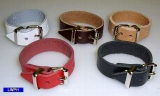 Lederriemen 1,1 cm breit x 50,0 cm lang Schnallenriemen, Halteriemen für universellen Einsatz