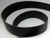 Lederriemen Gürtelleder Lederstreifen ca. 140,0 cm x 10,0 cm breit x ca. 3,0 mm stark